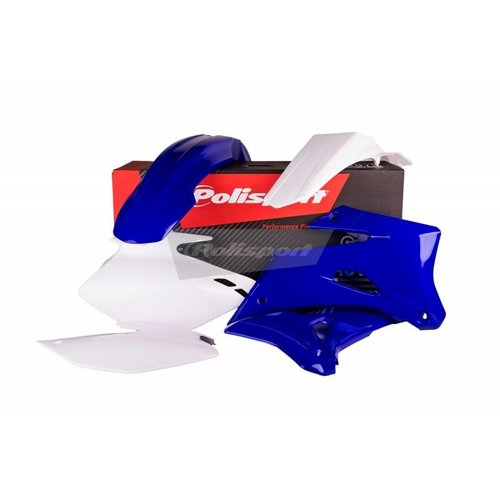 Polisport Yamaha WR250F 13-14 OEM Plastic Kit