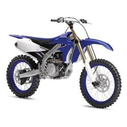 Yamaha WR250F 15-18 OEM 18 Plastic Kit