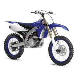 Yamaha WR250F 18 OEM Style Kunststoffkit