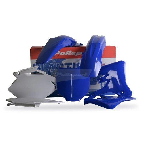 Polisport Yamaha YZ250F 03-05 OEM Plastic Kit