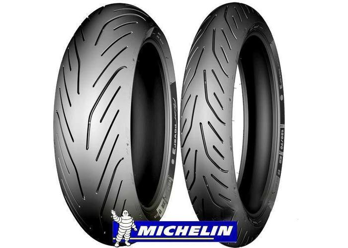 Michelin Pilot Power 3 Front 120/60 R17 TL 55 W