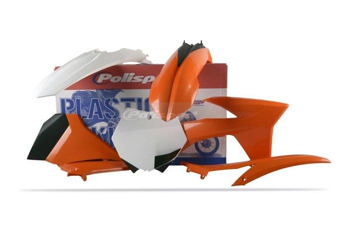 Polisport KTM SX250 12 OEM Plastic Kit