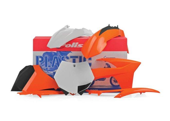Polisport KTM SX250 11 OEM Plastic Kit