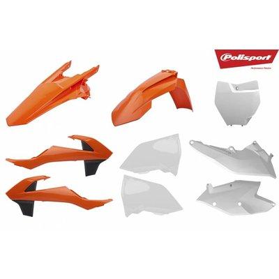 Polisport KTM SX125/144/150 16-18 OEM 18 Plastic Kit