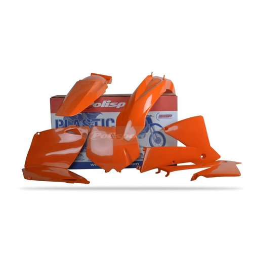 Polisport KTM SX125 43160 OEM Plastic Kit