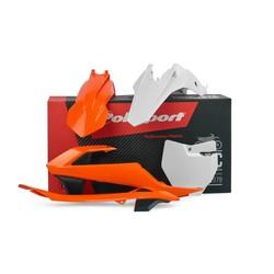 KTM SX69 16-17 OEM 16 Plastic Kit