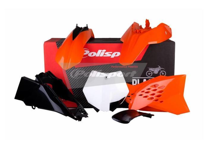 Polisport KTM SX65 13 OEM Plastic Kit
