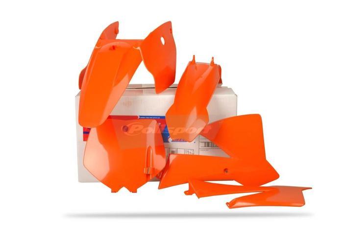 Polisport KTM SX65 OEM Plastic Kit