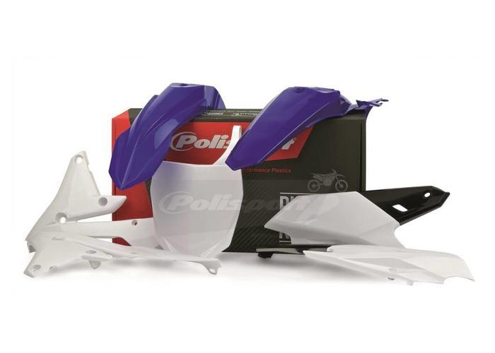 Polisport Yamaha YZ450F 14-15 OEM  Plastic Kit