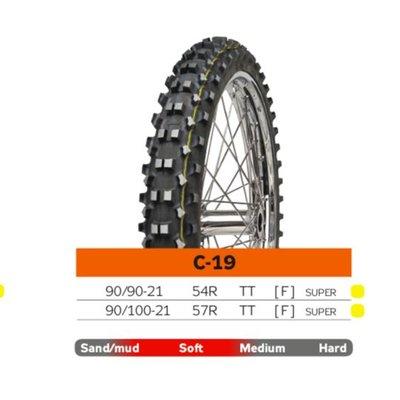 Mitas C19 Super 90/90 -21 TT 54 R