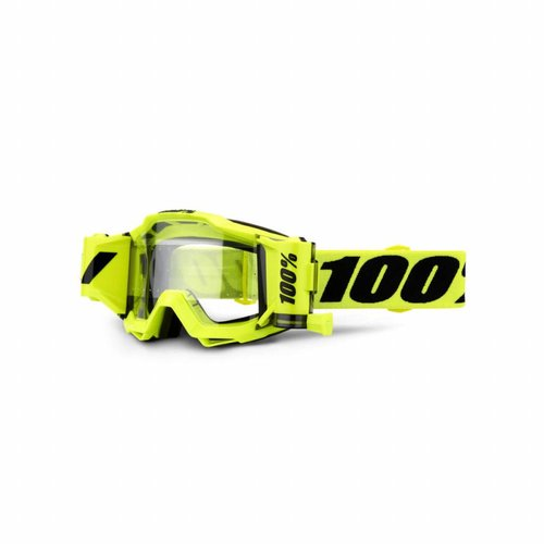 100% Accuri Forecast Fluo Yellow 2019