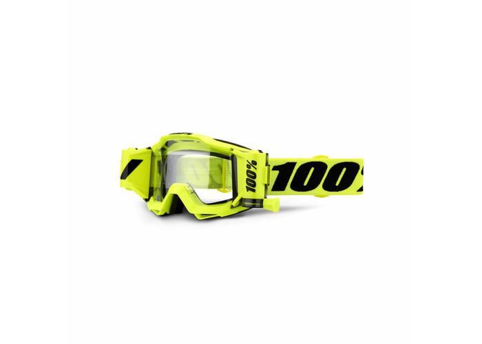 100% Accuri Forecast Fluo Yellow 2019