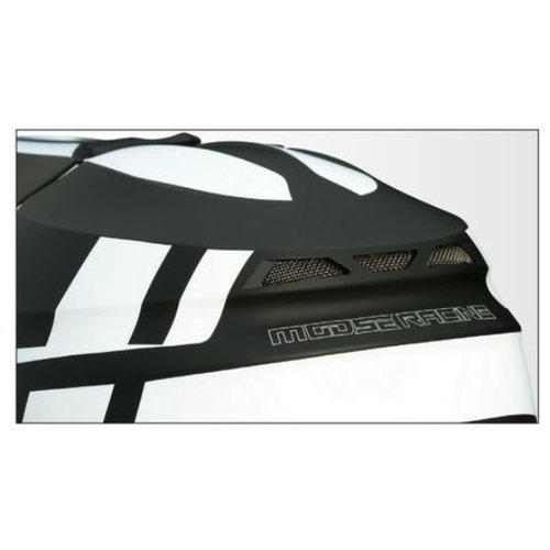Moose Racing F.I. SESSION Black/White 2019