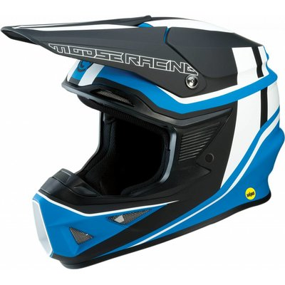 Moose Racing F.I. SESSION Black/Blue 2019