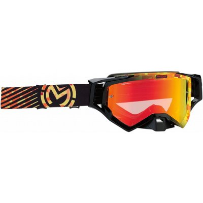 Moose Racing XCR Camo Yellow/Orange 2019