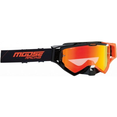 Moose Racing XCR Hatch Black/Orange 2019