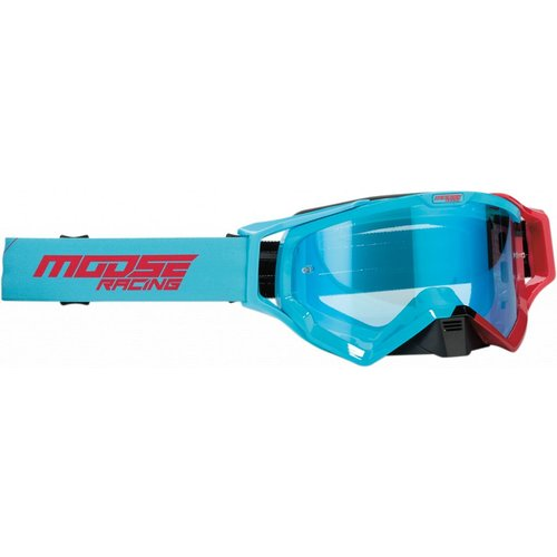 Moose Racing XCR Hatch Blue/Red 2019