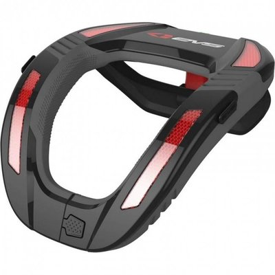EVS R4 Koroyd Neck Brace Black