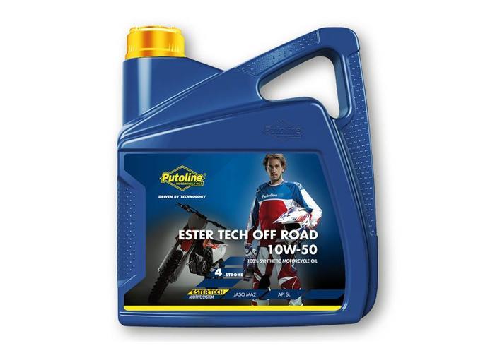 Putoline  Ester Tech Off Road 4+ 10W-50   4L