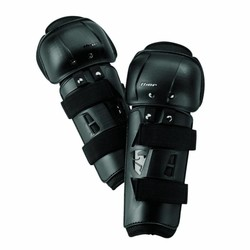 Sector Knee Guard Black