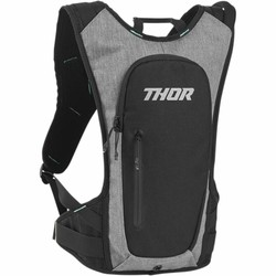 VAPOR S9 HYDRATION BACKPACK GRAY/BLACK 1.5L