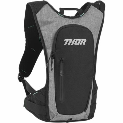 Thor VAPOR S9 Drinkrugzak Grijs/Zwart 2L