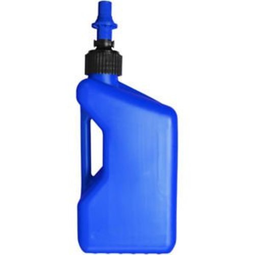 Tuff Jug 20L Jerrycan with Red Quick Fill Nozzle (select color)