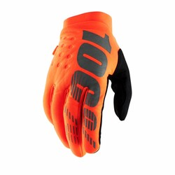 Brisker Fluo Orange/Schwarz