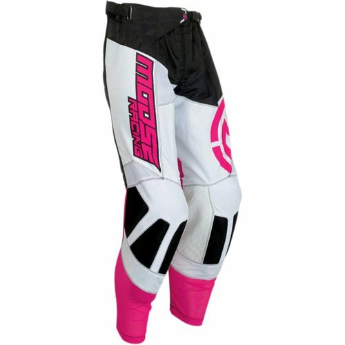Moose Racing M1 ™ S19 OFFROADBROEK ZWART/ROZE
