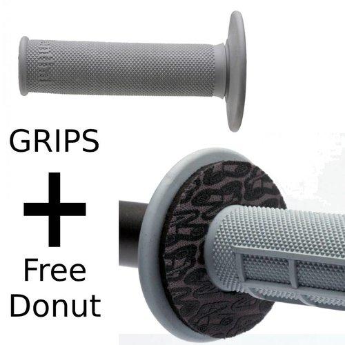 Renthal Grips Full Diamond Soft + Free Donutz