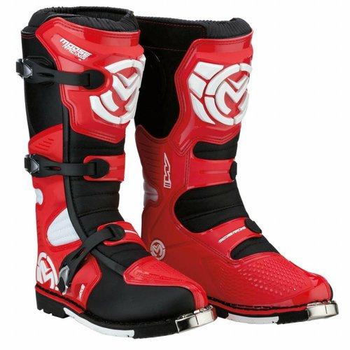 Moose Racing M1.3 Boot Rood / Zwart