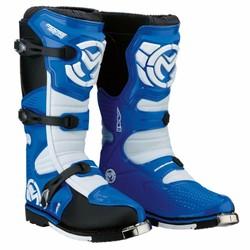 M1.3 Boot Blauw/Wit