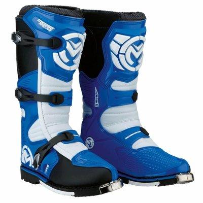 Moose Racing M1.3 Boot Blauw/Wit