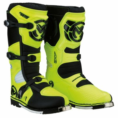 Moose Racing M1.3 Boot HI-VIZ GEEL/ZWART