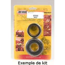Crankshaft bearing + seal kit KTM EXC / SX