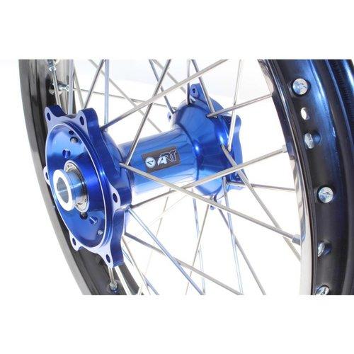 ART Frontwheel 21x1.60 RM-Z250 07-18 & RM-Z450 05-18  Black/Blue