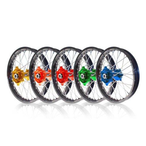 ART Rearwheel 19 x 1.85 RM-Z250 07-18 Blue/Black