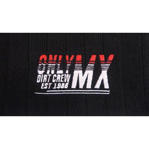 "MCU Beanie ""OnlyMX Dirtcrew"" Black"
