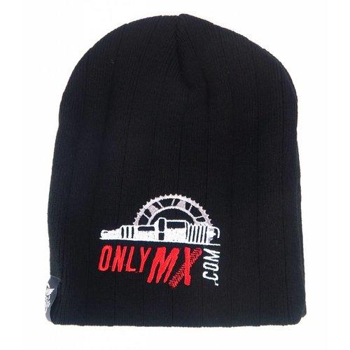 "MCU Beanie ""OnlyMX"" Zwart"