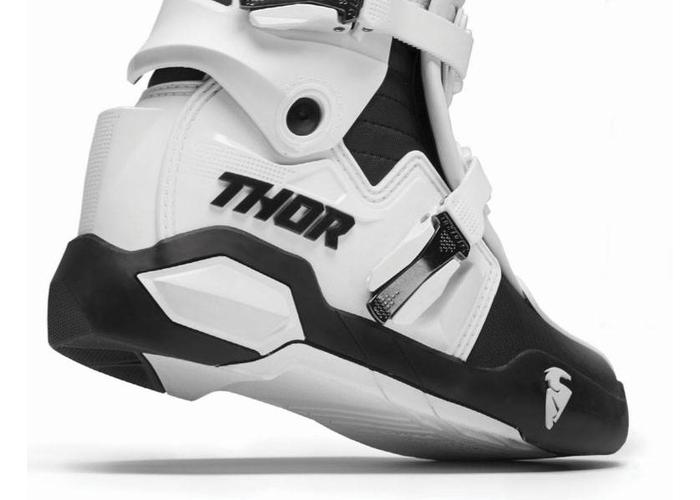Thor Radial MX Rood/Zwart 2019