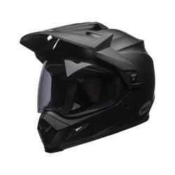 MX-9 Adventure MIPS Helm Adventure Mat Zwart