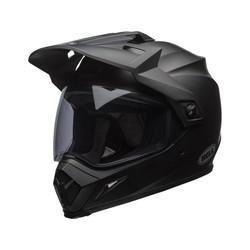 MX-9 Adventure MIPS Helm Adventure Mat Zwart