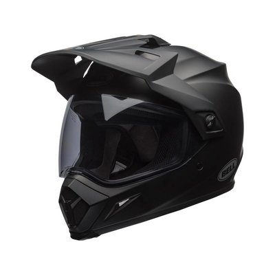 Bell MX-9 Adventure MIPS Helm Adventure Matt Schwarz