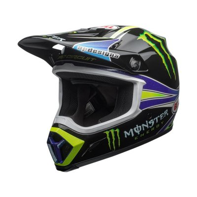 Bell MX-9 MIPS Helm Pro Circuit Replica 18.0 Glans