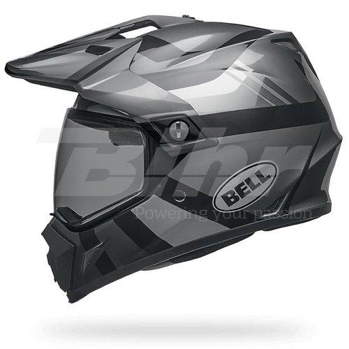 Bell MX-9 Adventure MIPS Helmet Stealth Matte Black Camo