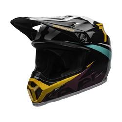 MX-9 MIPS Helm Seven Ignite Aqua / Zwart