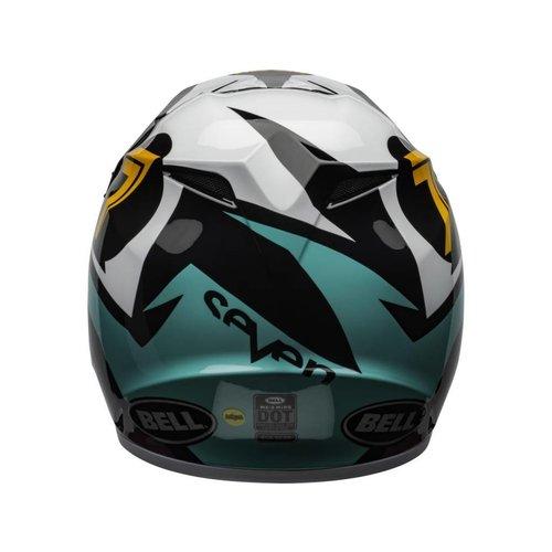 Bell MX-9 MIPS Helmet Seven Ignite Aqua/ Black