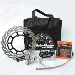 Big Brake Kit CR125/250 04-07, CRF250/450 04-14