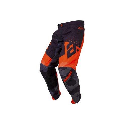 Answer Elite Discord broek Zwart / Oranje