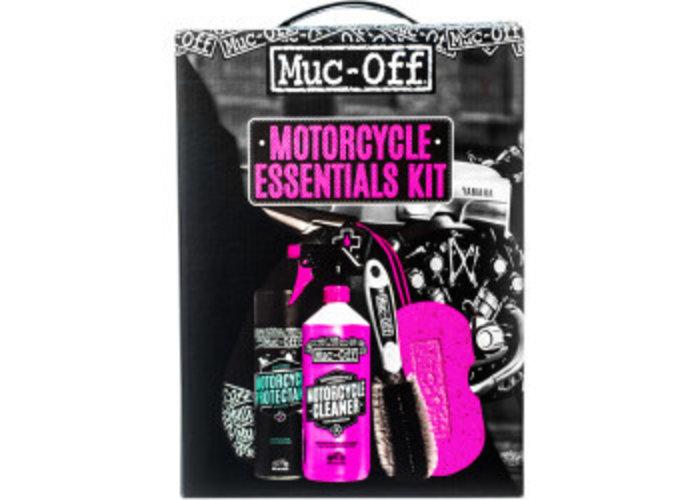 Muc-Off Bike Essentials Cleaning Kit